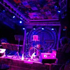 Photo taken at Shrine World Music Venue by Jakob P. on 11/5/2012