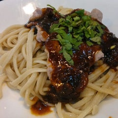 Photo taken at Kanzhū Hand-Pulled Noodles by Jerome B. on 9/7/2014