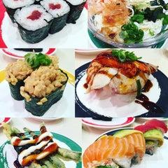Photo taken at Genki Sushi by Gary N. on 2/24/2016