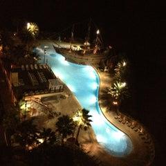 Photo taken at Lake Buena Vista Resort Village & Spa by Jason on 12/4/2012