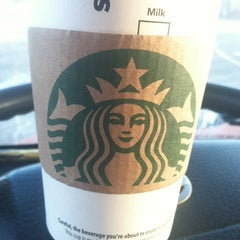 Photo taken at Starbucks by Alexandr on 3/21/2013