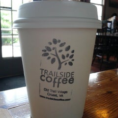Photo taken at Trailside Coffee by Amber B. on 7/24/2014