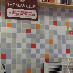 Photo taken at Marble Slab Creamery by Alina D. on 5/11/2014