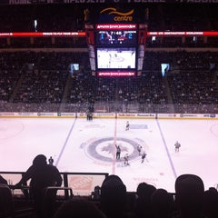 Photo taken at MTS Centre by Brian on 4/20/2013