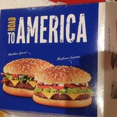 Photo taken at McDonald's by Justīne S. on 3/22/2013