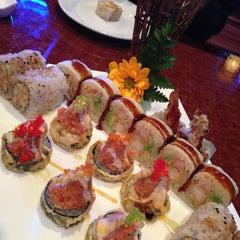 Photo taken at Katana Sushi by Brittney S. on 3/14/2013