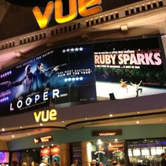 Photo taken at Vue Cinema by Pedro on 10/12/2012