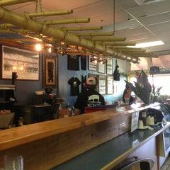Photo taken at Kono's Big Wave Cafe by Ester C. on 2/26/2013