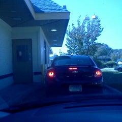 Photo taken at Burger King® by Jade B. on 9/24/2012