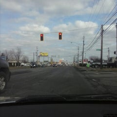 Photo taken at Belmont Ave by Hope C. on 3/6/2013