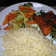 Photo taken at Odorico Restaurante by Diego T. on 10/16/2012