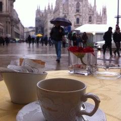 Photo taken at Bar Duomo by Mathijs v. on 3/23/2013