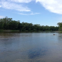 Photo taken at Manistee River by David M. on 7/20/2013