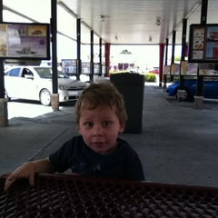Photo taken at SONIC Drive In by Deidra E. on 4/3/2013