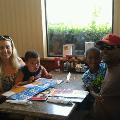 Photo taken at Denny's by Cory W. on 9/22/2012