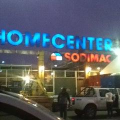 Photo taken at Homecenter Sodimac by Stephanie on 11/18/2012