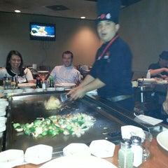 Photo taken at Nagoya Japanese Steakhouse & Sushi by Nick F. on 8/18/2013
