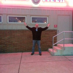 Photo taken at Cameo Pizza by Nick F. on 4/14/2013