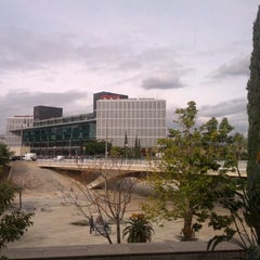 Photo taken at Parque Tecnológico de Andalucía by Javier G. on 2/25/2014