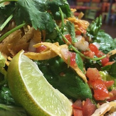 Photo taken at Cafe Rio Mexican Grill by sOseeta _. on 7/19/2014