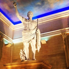 Photo taken at Caesars Atlantic City Hotel and Casino by Danielle M. on 7/27/2013