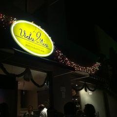 Photo taken at Vida Mia by Pillo d. on 12/31/2012