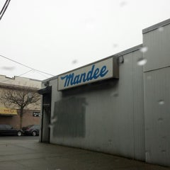 Photo taken at Mandee by Cynthia C. on 1/30/2013