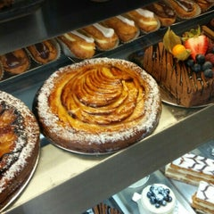 Photo taken at Jules Cafe Patisserie by William M. on 5/23/2015