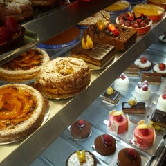Photo taken at Jules Cafe Patisserie by William M. on 9/13/2014