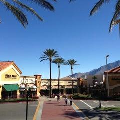 Photo taken at Desert Hills Premium Outlets by @dezchen on 11/20/2012