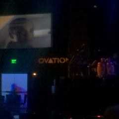 Photo taken at Ovation by Robert H. on 11/17/2012