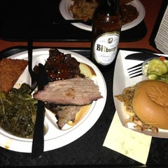 Photo taken at Townline BBQ by John W. on 10/13/2012
