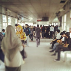Photo taken at Harmoni Central Busway by Alexander S. on 12/10/2012