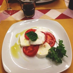 Photo taken at MATTARELLO - Pizzeria Forno a Legna by Егор on 6/10/2014