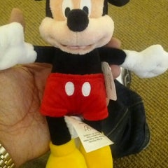 Photo taken at Disney Store by Farhan R. on 1/18/2013