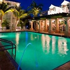 Photo taken at Southernmost Hotel in the USA by Southernmost Hotel in the USA on 10/7/2013