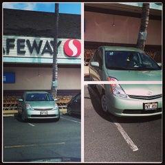 Photo taken at Safeway by jeannemariepics v. on 10/8/2013