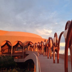 Photo taken at ASU Gammage by Ash P. on 5/18/2013