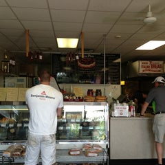 Photo taken at Home Plate Deli by Brian S. on 6/22/2013