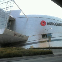 Photo taken at BOK Center by Chef Dustin R. on 9/17/2012