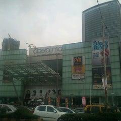 Photo taken at Oberoi Mall by Rakesh K. on 9/21/2012