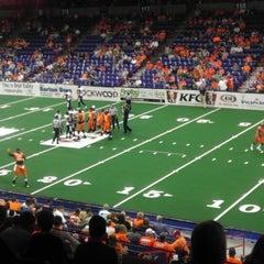 Photo taken at Spokane Veterans Memorial Arena by Jay A. on 6/9/2013