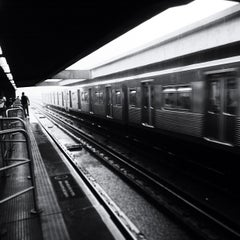 Photo taken at Estação Portuguesa-Tietê (Metrô) by Patrick F. on 12/30/2012