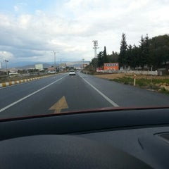 Photo taken at Milas - Bodrum Yolu by Ilhan K. on 10/24/2012