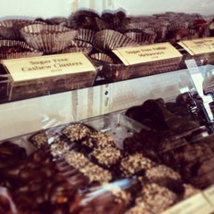 Photo taken at Lammes Candies by Becca F. on 2/5/2014