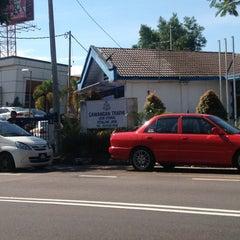 Photo taken at Balai Polis Cawangan Trafik Kota Damansara by Zabri on 5/20/2013