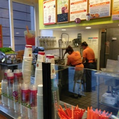 Photo taken at Jamba Juice by Patrick R. on 2/12/2013
