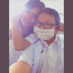 Photo taken at SMA Negeri 16 Makassar by Natalia on 6/4/2013
