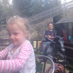 Photo taken at Gullivers Camping and Caravanning Club by Wayne H. on 5/6/2013