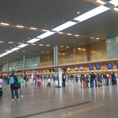 Photo taken at Aeropuerto Internacional El Dorado (BOG) by Giovanni C. on 5/21/2013